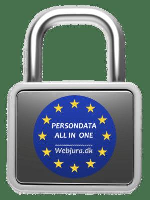Persondata GDPR - Amtrup Web